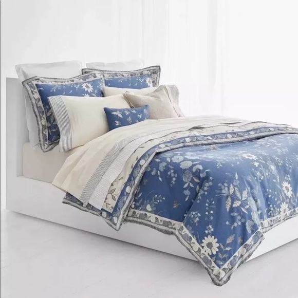 Ralph Lauren Bedding Josephine Floral 3pc King Duvet Set Poshmark